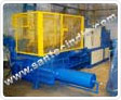 Triple Compression Scrap Baling Presses