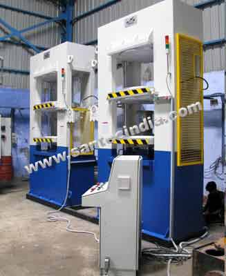 Flap Moulding Presses