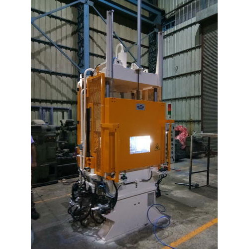 Hydraulic Gate Cut Press