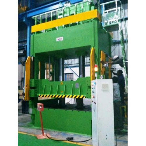 Hydraulic Press 250 Tons Capacity