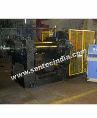 Laboratory 2 Roll Mixing Mills Models