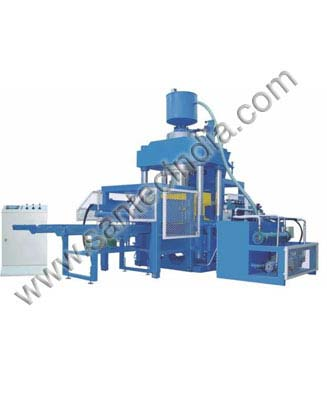 Fully Automatic Urea - Melamine Powder Molding Presses With Feeder