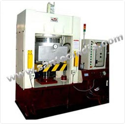Vacuum Compression Moulding Presses